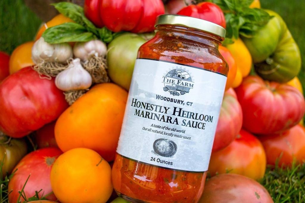 Honestly Heirloom Marinara Sauce 24 oz.