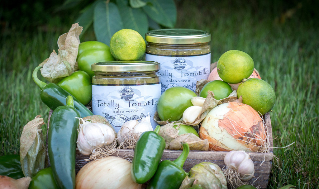 Totally Tomatillo Salsa Verde 16oz. (454g)
