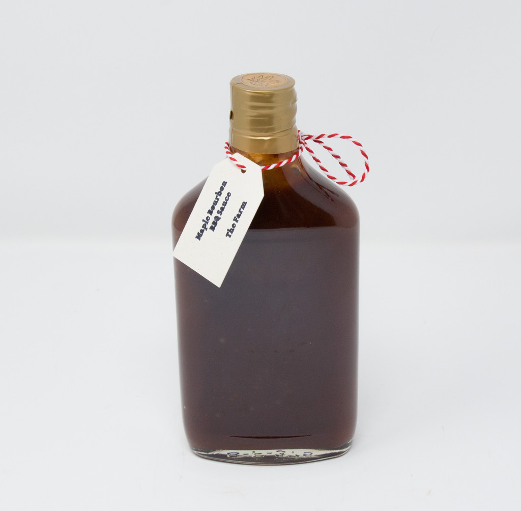 Maple Bourbon BBQ Sauce