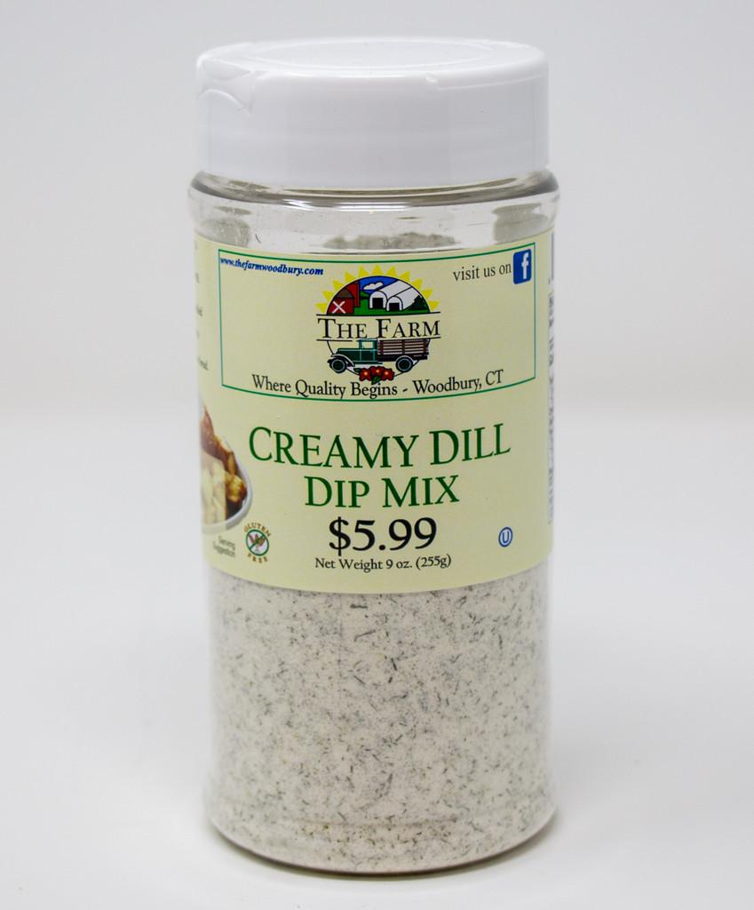 Creamy Dill Dip Mix