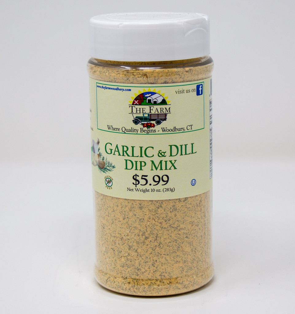 Garlic and Dill Dip Mix