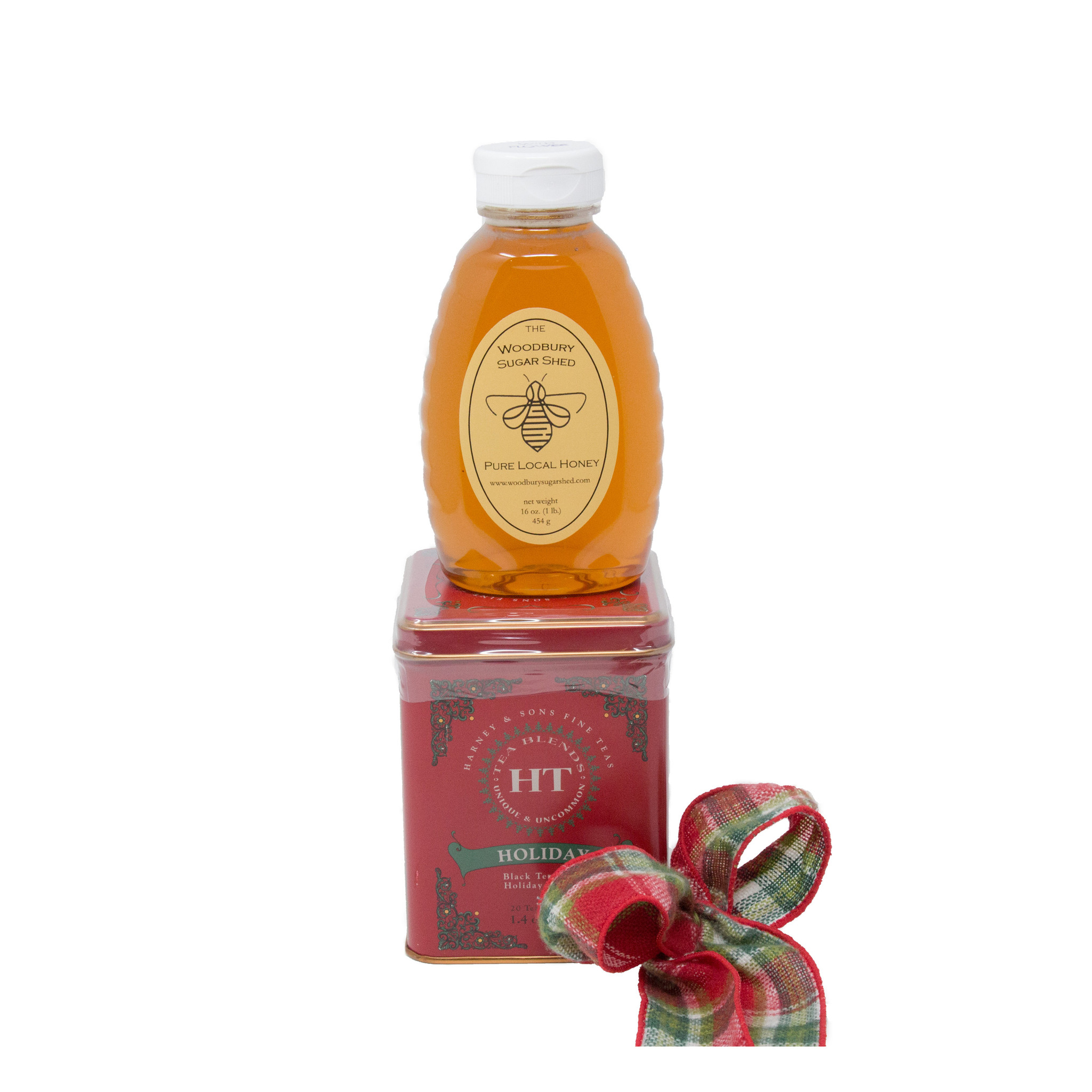 Harney Son S Tea And Raw Filtered Honey Gift Set