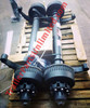 12k Dual Tandem Trailer Axles