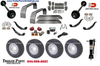 Chrissy's Custom 14k Tandem Axle  Trailer Build kit. Everything needed in kit to build your own custom trailer!