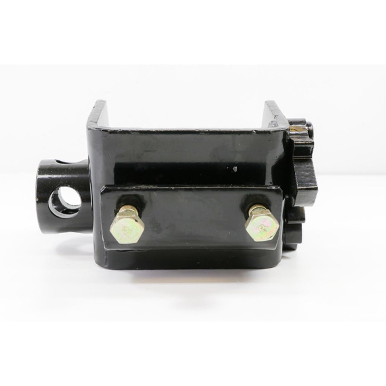 Low Profile Side Mount Portable Winch