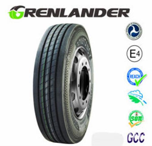 GR662 GRENLANDER STEER TIRE 315/80R22.5
