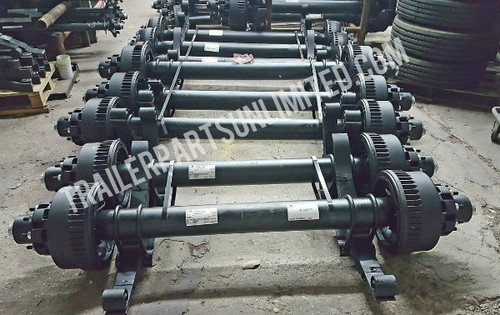 Dexter 12,000 lb Heavy duty Dual Tandem Trailer Axles