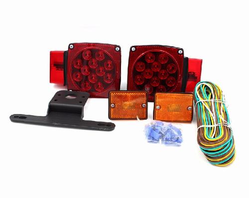 TPU087 led trailer light kit