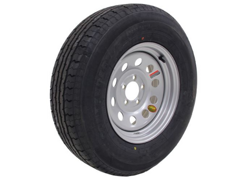 "15"" 10 ply tire wheel combo 5 lug"