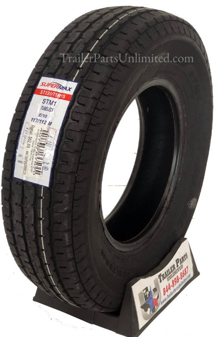 ST225/75R15 10 ply supermax
