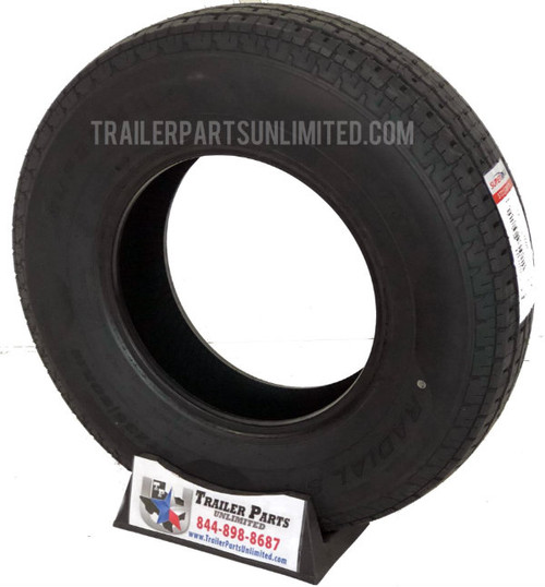 "16"" 10 PLY TRAILER TIRE"