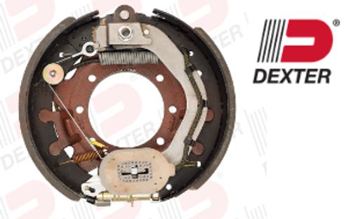 "Dexter 9K-10K electric self-adjust brake assembly Right Hand (Passenger Side) 12-1/4"" X 3-3/8"" (023-451-00)"