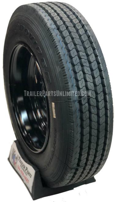 215/75R17.5 16 ply tire