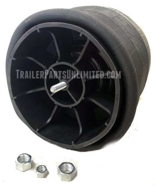 HD Value Part #: HD8709, ConiTech Cross Ref: AS8709, ConiTech Ref. #: 64645, Firestone Cross Ref.: W01-358-8709, Goodyear Cross Ref.: 1R13-159, Automan Cross Ref.: 1DK25A-8709, Triangle Cross Ref.: AS-8453 TR, Dayton Parts Cross Ref.: 10-98709, Euclid Cross Ref.: E-FS8709, Connect Cross Ref.: 198709-CP. AIR SPRING 64645/1R13-159/846