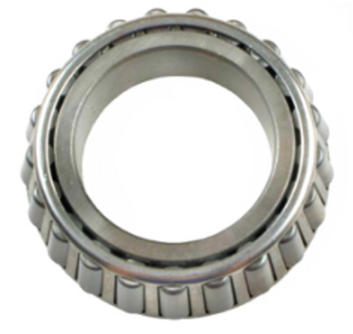 "L68149 Inner Bearing for 3.5k - 4.4k Axles 1.378"" ID, 2.09"" OD"