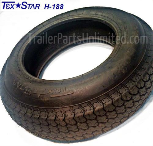 """15"""" ST205/75D15 6-Ply Bias Trailer Tire"""