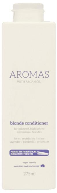 NAK HAIR - Aromas Blonde Conditioner 275ml