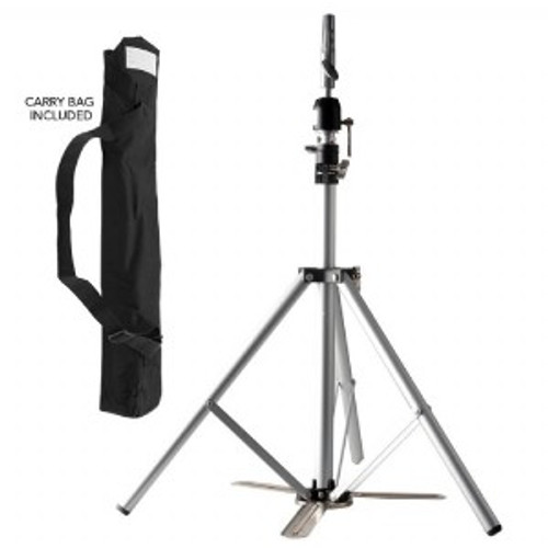 Mannequin Head Tripod with Foot Stabiliser