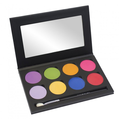 BODYOGRAPHY - Pure Pigment Palette