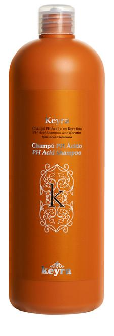 KEYRA - pH Acid Shampoo with Keratin 1000ml