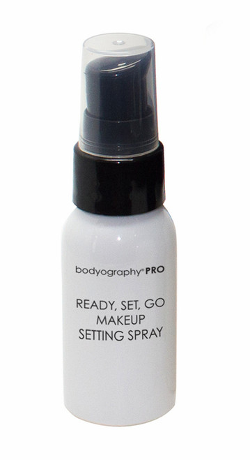 BODYOGRAPHY - Ready, Set, Go Makeup Setting Spray Travel Size