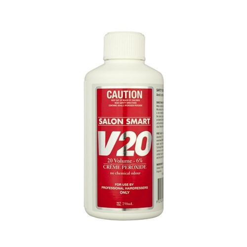 SALON SMART - Creme Peroxide V20 250ml