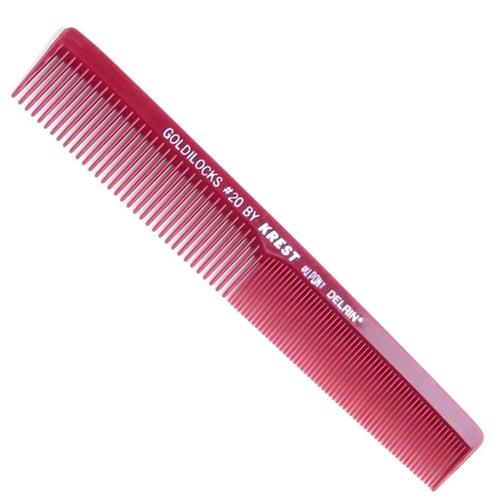 KREST GOLDILOCKS - G20 Cutting Comb - 17cm
