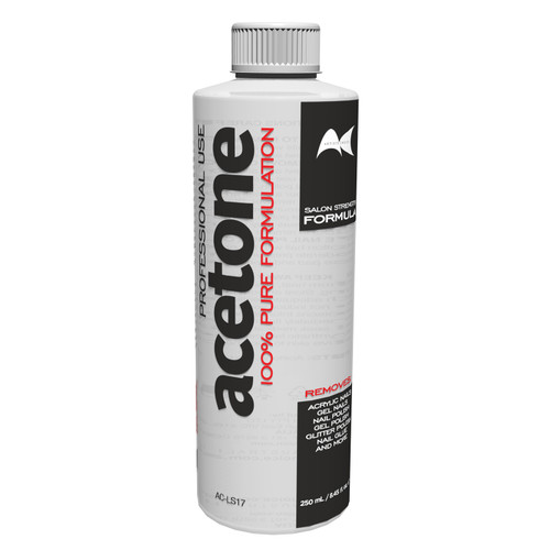 ARTISTS CHOICE - 100% Pure Acetone 250ml