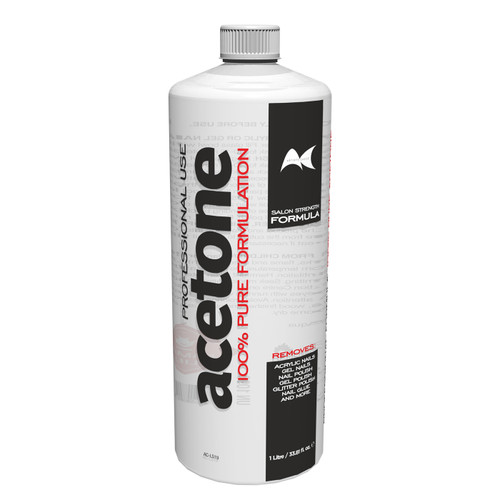 ARTISTS CHOICE - 100% Pure Acetone 1000ml