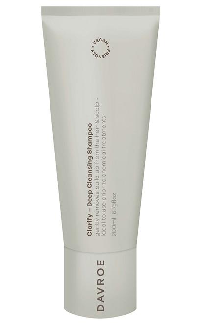 DAVROE - Scalp Remedy - Clarify Deep Cleansing Shampoo 200ml