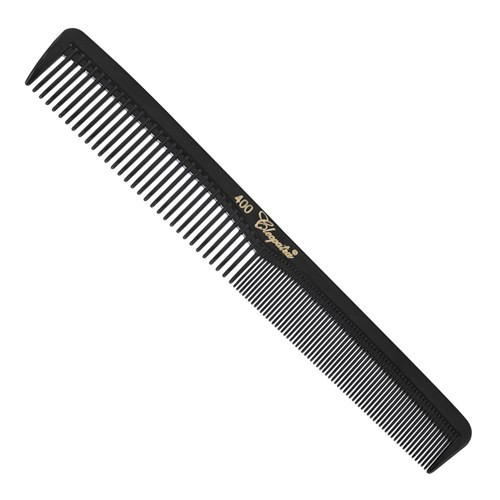 KREST CLEOPATRA - 400 Styling Hair Comb - Black