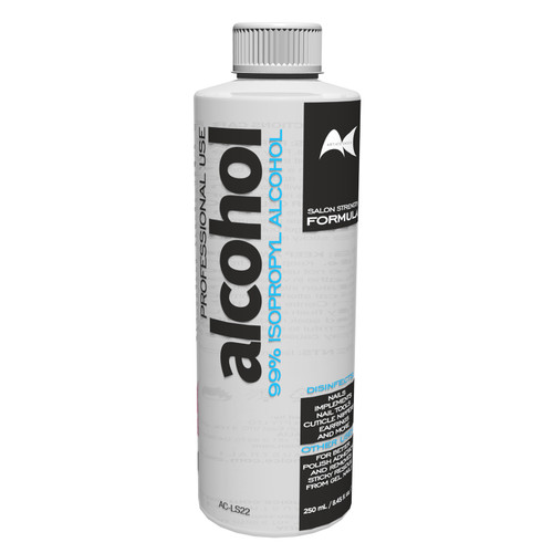 ARTISTS CHOICE - 100% Pure Isopropyl Alcohol (Rubbing Alcohol) 250ml