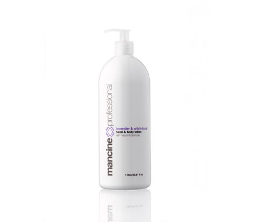 MANCINE - Hand & Body Lotion Lavender & Witchhazel 1000ml