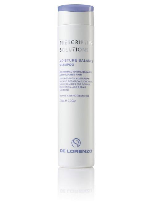 DE LORENZO - Prescriptive Solutions - Moisture Balance Shampoo 275ml