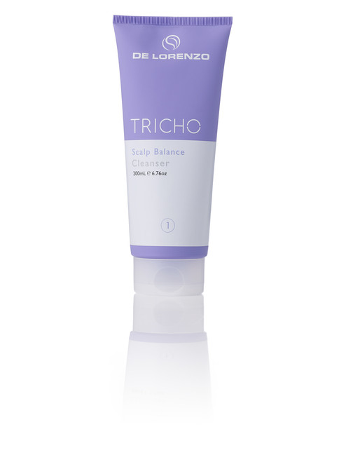 DE LORENZO - Tricho Scalp Therapy - Scalp Balance Cleanser 200ml