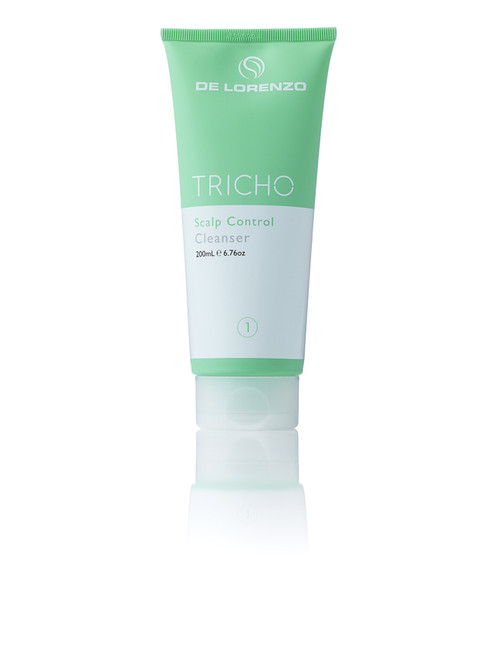 DE LORENZO - Tricho Scalp Therapy - Scalp Control Cleanser 200ml