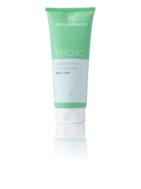DE LORENZO - Tricho Scalp Therapy - Scalp Control Conditioner 200ml