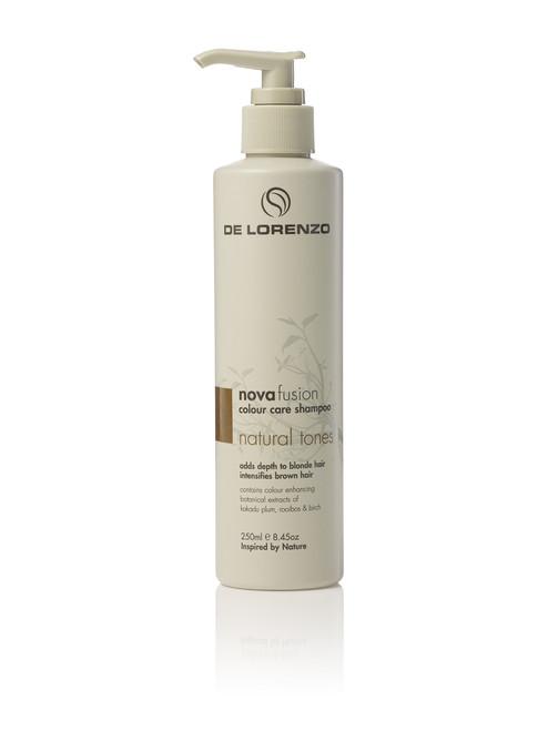 DE LORENZO - Novafusion Colour Care Shampoo - Natural Tones 250ml