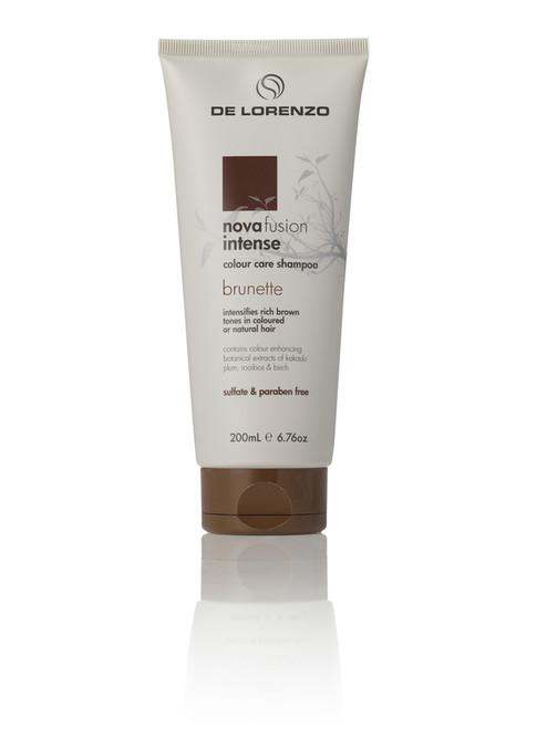 DE LORENZO - Novafusion Colour Care Shampoo - Intense Brunette 200ml