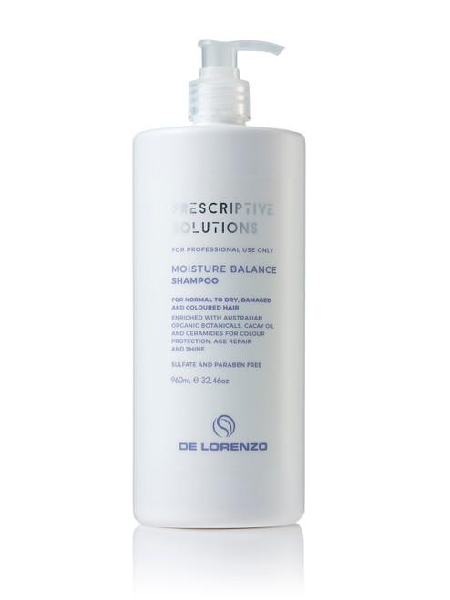 DE LORENZO - Prescriptive Solutions - Moisture Balance Shampoo 960ml