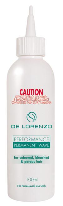 DE LORENZO - Performance Permanent Wave - Porous Perm Solution 100ml