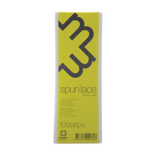 MANCINE - Spun Lace Depilatory Strips 100pk