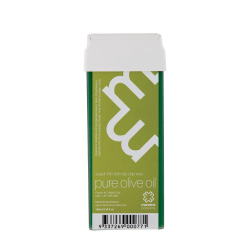 MANCINE - Roll-On Wax: Pure Olive Oil 100ml
