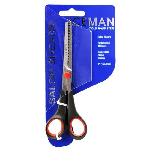 "ICEMAN Salon Shears 6"" Thinners"