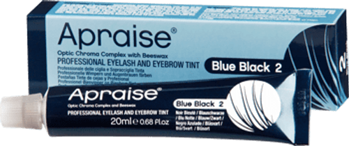 APRAISE - Eyelash & Eyebrow Tint - 20ml Blue Black 2