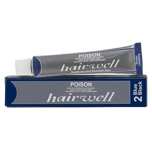 HAIRWELL - Eyelash Tint - Blue Black 20g