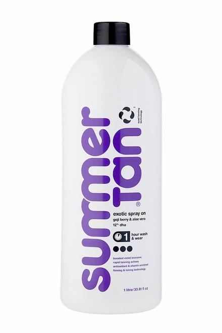 SUMMER TAN - Exotic Spray-On Tan 1000ml