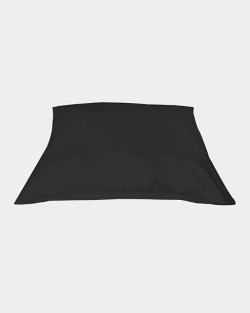 BETTY DAIN CREATIONS - Satin Pillow Case - Black