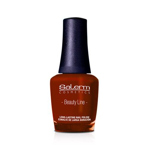 SALERM COSMETICS - Beauty Line - Coffee Nail Polish 15ml