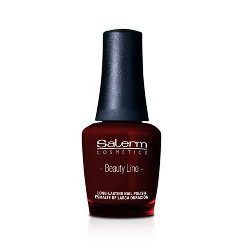 SALERM COSMETICS - Beauty Line - Wine Nail Polish 15ml
